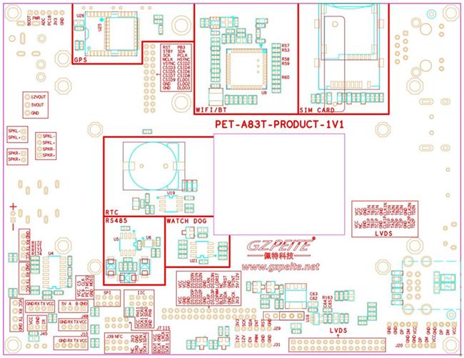 A83T安卓主板丝印图2.png